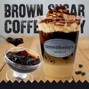 期間限定ドリンク「ブラウンシュガーコーヒーゼリー」発売開始!