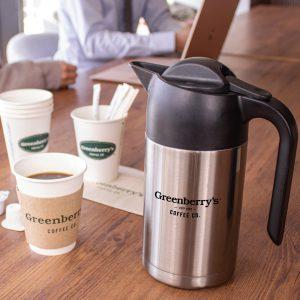 谷町店にてコーヒーのポットサービスを開始、お得なプレゼントも!