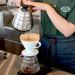 GR garage西宮店 オープン1周年記念イベントはコーヒーセミナーを実施致します!